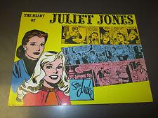 1986 Heart of Juliet Jones by Stan Drake VF- 96 pgs Arcadia