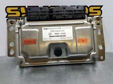 2005 SSANGYONG REXTON Engine ECU Control Unit 28800-05040