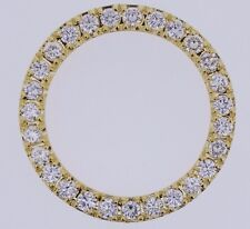 6 Ct Gold Diamond Bezel for Day Date 2 President & Date Just 2 41mm Rolex ASAAR