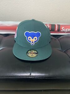 Hat Club Exclusive 7 1/2 Cubs green eggs and ham