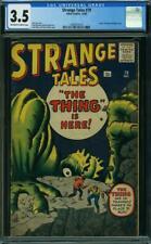 Strange Tales #79 CGC 3.5 Atlas 1960 Dr. Strange Prototype! Doctor! K4 214 cm