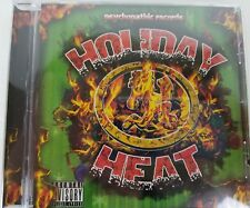 Brand New Sealed Psychopathic Records Holiday Heat CD insane clown posse twiztid