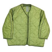 Origianal vintage US army surplus m65 qulted jacket liner