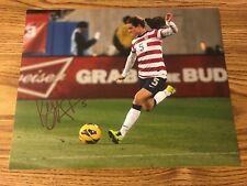 Kelley O'Hara Autographed 11x14 Photo USA Woman's Soccer USWNT World Cup