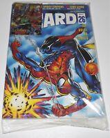 Wizard Magazine #26 Oct 1993 Spider-Man / Hobgoblin Cover w/card inserts Sealed