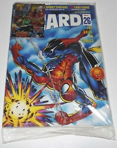 Wizard Magazine #26 Oct 1993 Spider-Man / Hobgoblin Cover w/card inserts Sealed
