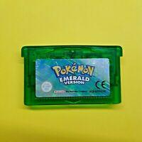 Pokemon Emerald Version EUR Original Authentic (Game Boy Advance, 2005)