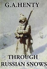 Through Russian Snows Audio Book G A Henty  MP 3 CD Unabridged 11 Hours