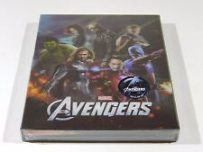 The Avengers (3D+2D) Blu-ray Steelbook [Korea] Novamedia Lenti Ed.  #666/2000