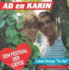 """Ad en Karin - Een festival der liefde / Lokale omroep """"Ter Aar"""" ♫ Luister"""