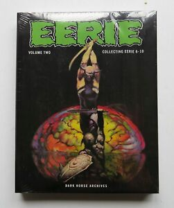 Eerie Archives Vol. 2 Hardcover NEW Dark Horse Graphic Novel Comic Book