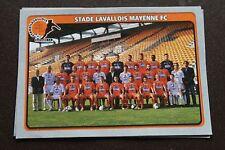 Vignette Sticker PANINI Foot 2011 2012 N°572 EQUIPE STADE LAVALLOIS MAYENNE FC