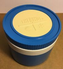 Vintage Thermos Insulated Jar 8 oz Model 1155/3 Turquoise very good clean cond