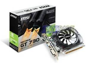 MSI GeForce N730-2GD3V3 Graphics Card