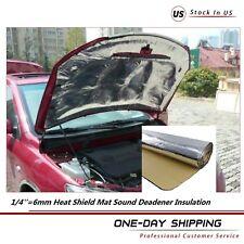 1/4''Thick Sound Proof Deadening Heat Insulation Thermal Killer Blocker 20sqft
