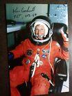 KEN COCKRELL Authentic Hand Signed Autograph 4X6 Photo - NASA ASTRONAUT