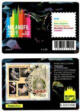 Italia 2019 - Milanofil  - tessera filatelica