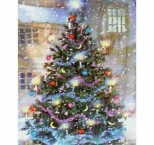Christmas Tree Diamond Painting Colorful Ornaments Design Embroidery Decorations