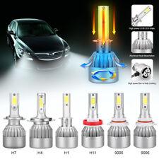 2x Lampe Ampoule LED COB Voiture 9005 HB3 110W Phare Headlight Étanche 6000K Kit