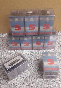 Computape Datasette 2x7.5 (15min) In OVP unbenutzt 5er Pack
