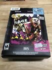Rage 2 Computer Pc Gamestop Preorder Wingstick Edition Brand New