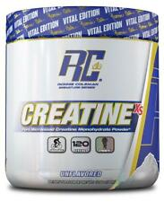 Ronnie Coleman RCSS Creatine XS 120ser Unflavored Monohydrate 300 gr FREE RM 48