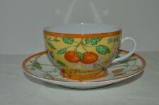 Hermes La Siesta Coffee Cup & Saucer
