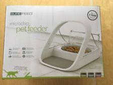 SureFeed Microchip / RFID Tag Pet Feeder by SureFlap - White