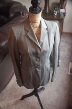 PYTCHLEY ENGLAND SHOW BLAZER SUIT COAT JACKET WOOL RIDING HUNTER FOX HORSE JUMP
