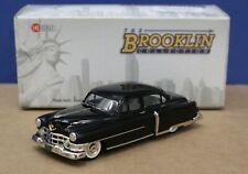 Brooklin 147 1952 Cadillac Series 62 4 Door Sedan black 1:43  Mint/ Box 2008