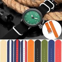 Fashion Nylon Strap Ballistic Durable Watch Band Replacement TYPE