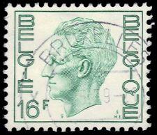 "BELGIUM 770 (Mi1927) - King Baudouin ""1977 Phosphorous Paper"" (pf18172)"