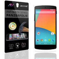 LG Nexus 5 Displayfolie Displayschutzfolie Schutzfolie Folie Handyfolie Schutz