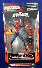 Spider-Girl Spider-Man Marvel Legends w/ BAF Hobgoblin Piece Action Figure NIB