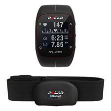 GPS et montres noirs Polar altimètre pour le running