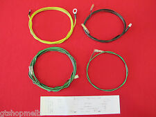 XW XY GS GT HO DRIVING LIGHT WIRING LOOM KIT SUIT HELLA FORD FALCON FAIRMONT
