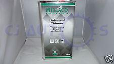 Millaco 2K Universal más delgado 5 L 5 litro Pintura en Aerosol Imprimación Laca Uñas