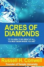 Acres of Diamonds, Praying for Money and Other Reflections on Success by...