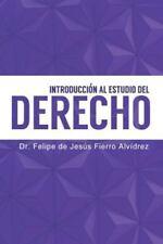 Introduccion Al Estudio del Derecho (Hardback or Cased Book)