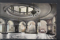 Northern Ireland Postcard - Interior of City Hall, Belfast   RS19607