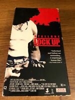 Lock Up VHS VCR Video Tape Movie Sylvester Stallone Used