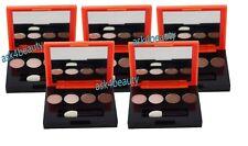 Lot of 5 Estee Lauder Pure Color Eye Shadow Palette Mini New&Unbox
