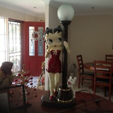 Betty Boop Light Lamp Figurine Memorabilia