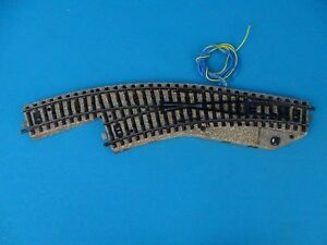Marklin 5140 Electric curved Turnout Left M Track