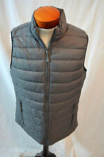 Buffalo by David Bitton Down Vest  Size XXL Color Foster Grey  New with Tags