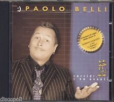 PAOLO BELLI - Sorridi e va avanti - CD 2003 NEAR MINT CONDITION