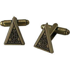 Fantastic Beasts and Where to Find Them - Macusa Logo Cufflink Set - New In Box