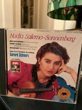 Nadja Salerno-Sonnenberg - Mendelssohn, Saint-Saens, Massenet