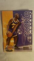 KOBE BRYANT 96 *MINT*SKYBOX#203 ALLCORNERS ARE SQUARE/SIDES & FACE PERFECT COLOR