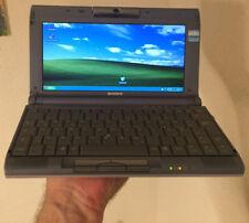 Sony VAIO PCG-C1VE C1-Series Ultra Portable UMPC Transmeta 384 MB Picturebook